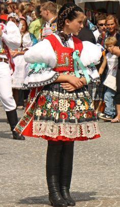 Vřesovický folk costume (South Moravia), Czechia