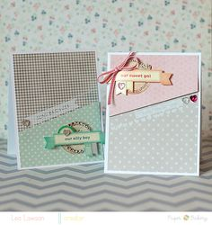 Paper Bakery - {2 Cards 1 Way}