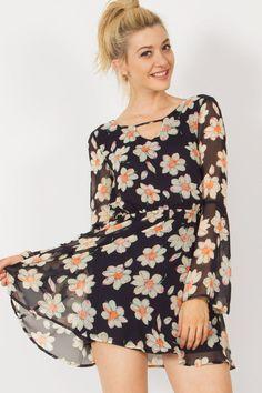Crazy Daisy Dress