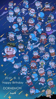 Baby Cartoon Drawing, Doremon Cartoon, Cartoon Drawings, Disney Drawings Sketches, Kawaii Drawings, Cute Drawings, Doraemon Wallpapers, Anime Backgrounds Wallpapers, Star Wallpaper