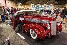 2017 #GrandNationalRoadsterShow Coverage Brought To You By Speedway Motors -