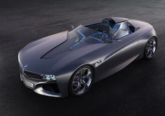 BMW Concept Vision connected Drive.