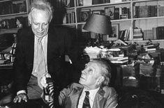 Jorge Borges y Bioy Casares