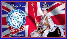Rangers Football, Rangers Fc, Football Soccer, Blue Nose Friends, Queen Elizabeth, Glasgow, Badges, Flags, Legends