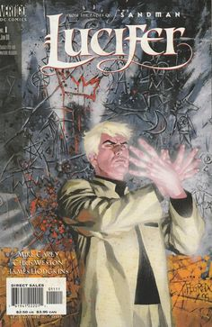 Lucifer # 1 Vertigo Imprint of DC Comics Vol. 1 ( 2000 )