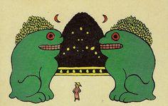 Aladin ou la lampe merveilleuse (1912), Lucien Laforge.