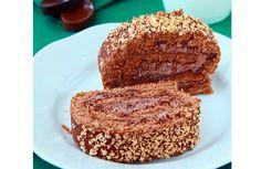 Φτιάχνετε το τόμπο: Xτυπάτε τη μισή ζάχαρη με τους κρόκους μέχρι να σφίξει. Xτυπάτε την υπόλοιπη ζάχαρη με τα ασπράδια, για να γίνει μαρέγκα. Προσθέτετε το αλεύρι στους κρόκους... Banana Bread, French Toast, Breakfast, Desserts, Recipes, Food, Morning Coffee, Meal, Deserts