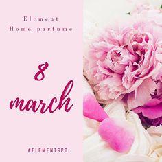 Дорогие женщины мы поздравляем вас с праздником 8 марта🌺! Благоухайте, цветите и будьте любимыми!  Ваш Element with love ❤️❤❤www.element-spb.com  #Elementspb#8марта#подарки#свечи#цветы#парфюм#ароматыдлядома#аромасвечи#ароматерапия#спб#весна#любовь