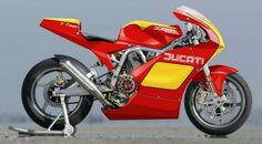 Ducati TT 1000 ... like the TT Pantah racer