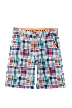 Patchwork Short (Little Boys)