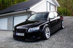 Audi Wagon. Ok so I like wagons. So what.