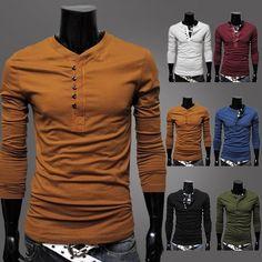 cool henley shirt Henley Shirts d760e9d81