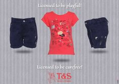 Let them be carefree #kidswear #talesandstories