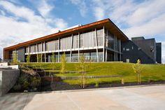 Prescott valley library + Yavapai college, Arizona - Richard + Bauer
