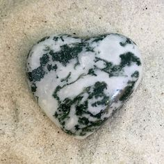Green Tree Agate Cabochon