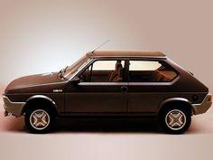Fiat Ritmo Targa Oro 3-door (1979 – 1980).