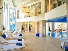 Wellness im Hotel Salzburger Hof Bad Gastein, Sauna, Basketball Court, Mansions, House Styles, Home Decor, Luxury Houses, Interior Design, Home Interior Design