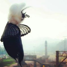 Black widow by Por um Fio toyart