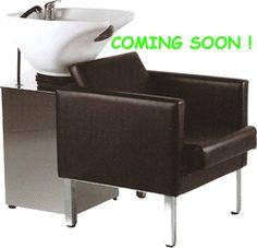 78130 - Shampoo Chair - Shampoo Unit