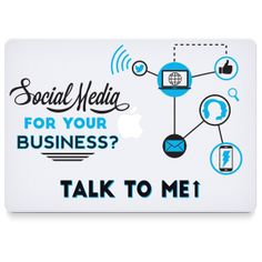 Social Media Decals For Business The ICT Word Of Mouth Synergy - Social media strategy template word