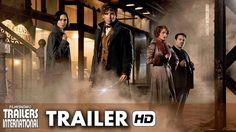 Assistir Trailer Official  Legendado [HD] do filme : Animais Fantásticos e Onde Habitam  - Lançamento em novembro de 2016