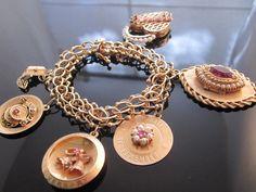 Vintage 14k bracelet.