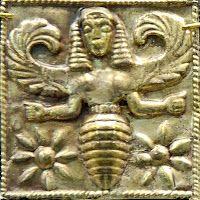 Bee Goddess of Rhodes