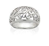 Damering i 925 Sterling sølv.Topp bredde:13 mm.  #sølvsmykke #sølvring #damering #925sterling #zendesign Zen, Wedding Rings, Engagement Rings, Elegant, Jewelry, Design, Fashion, Ring, Enagement Rings