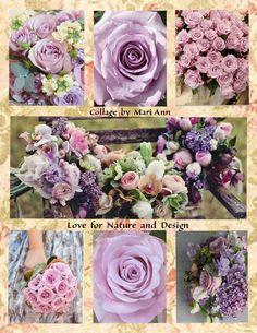 #purple love for nature and design