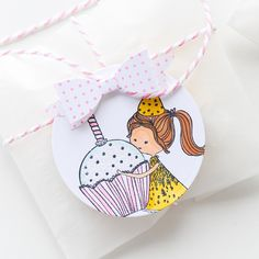 birthday girl + bow die #amusestudio