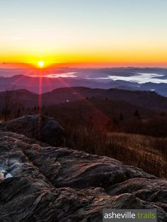 Hike to gorgeous sunrises from Black Balsam Knob and Tennent Mountain, just off the Blue Ridge Parkway in Western NC