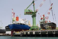 Imabari Shipbuilding will build the first new water testing tank in Japan for the past 40 years. Japan's largest shipbuilder says the full test facility will be completed by March 2018. Measuring 212 m in length and 12 m wide, the giant testing laboratory will be used by Imabari to develop greener ship designs. Previously, …
