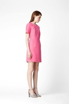 Pink look by COS