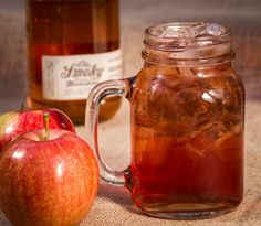 Ole Smoky Smoky Mountain Apple Recipe #cocktails #moonshine
