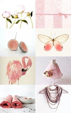 Love   Pink by ILONA on Etsy--Pinned with TreasuryPin.com