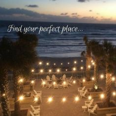 There's just something about sitting by a fire pit next to the ocean. Florida Hotels, Florida Vacation, Daytona Beach Hotels, Beachfront Property, Packing List For Vacation, Beach Kids, Family Vacations, Resort Spa, Beach Resorts