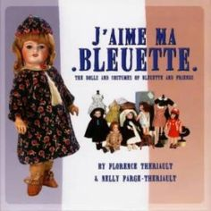 Bleuette-book-Antique-French-Bisque-Dolls-Jumeau