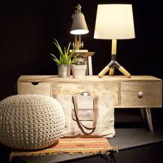 By-Boo Tv-meubel met 3 laden
