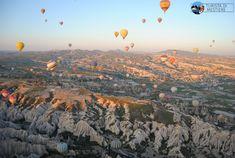 Un sogno che si realizza: la Cappadocia in mongolfiera!