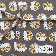 Nosh Organics: SIILI, harmaa