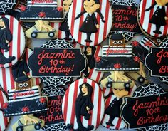 .Oh Sugar Events: Creepy Cookies
