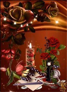 Good Night Flowers, Good Morning Beautiful Flowers, Beautiful Good Night Images, Romantic Good Night, Beautiful Flowers Pictures, Beautiful Roses, Good Night Baby, Good Night I Love You, Good Night Sweet Dreams