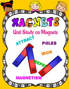 Students can explore magnets through different activities. Also includes an Anchor showing that our world is a giant magnet. Also includes magnet who has activity for a quick assessment with an ANSWER KEY for easy checking.