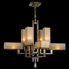 Perspectives Organza Chandelier from Fine Art at Laura Kincade