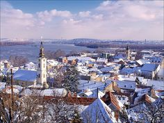 Zemun, Srbija/Najlepši pogled sa Gardoša/ The most beautiful sight, seen from the Gardoš