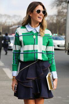 Así se viste para asistir a la Paris Fashion Week