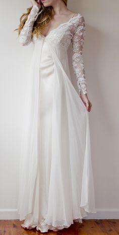bohemian, ivory, jacket, lace, lace bolero, long sleeves, modern, romantic, vintage, white, , accessories, wraps+shawls, intimates, robes