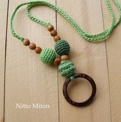 Items similar to Crochet Nursing necklace Teething necklace for mom Breastfeeding necklace Babywearing jewelry Sling Wood beads Coconut ring Kid Boho pendant on Etsy Teething Necklace For Mom, Nursing Necklace, Kids Necklace, Short Necklace, Breastfeeding Necklace, Mom Breastfeeding, Gold Choker Necklace, Beaded Necklace, Bead Earrings