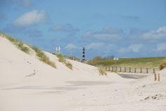 Strand bij paardegraf hollum ameland