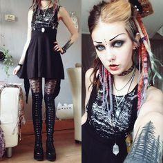 Althemy / Art / Fashion / Alternative / Forest Witch / Blogger